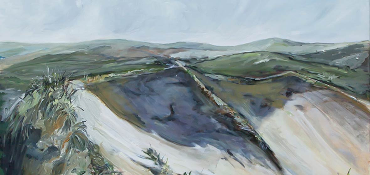 Peter Obermeier | Galerie: <p>Landschaft</p>