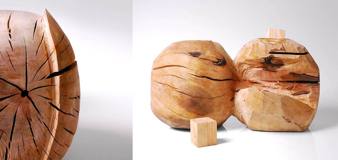 Peter Obermeier | Galerie: <p>Bessere H&auml;lfte 1 mit kommunikativem Ansatz</p>