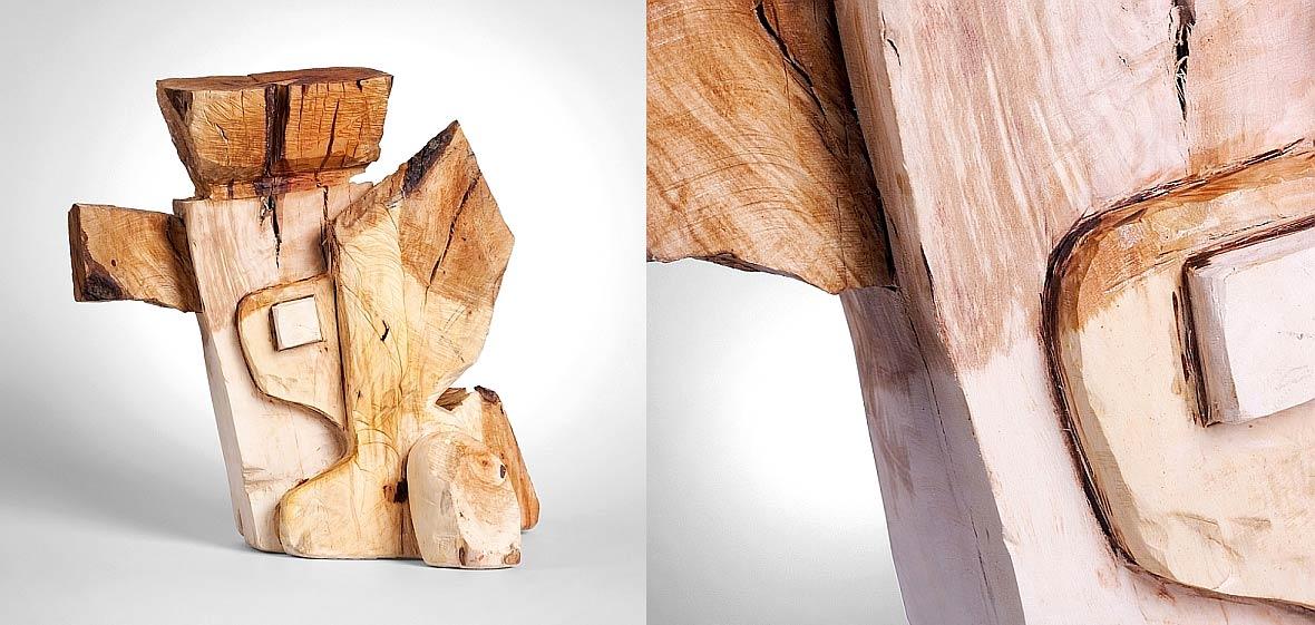 Peter Obermeier | Galerie: <p>Blockumfahrung</p>